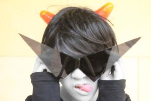 Karkat Vantas - Homestuck 03 by AwesomeShuri