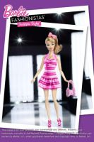 Barbie Dress Design by FeatherFilterwand
