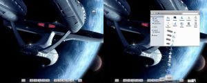 Star Trek Mac 7 by wallybescotty