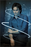 Damon Salvatore by DreamLine97