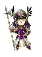 Chibi Hrist by glance-reviver
