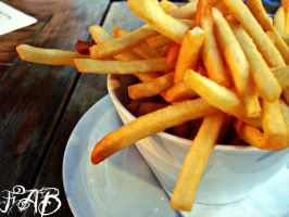 Some French Fries by farawaybrothers