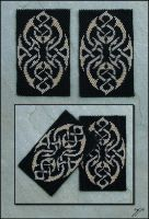 Celtic Knot Panels by Ellygator