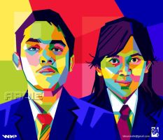 First Commision WPAP by laksanardie