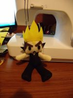 Kittan Plush by CynicalSniper