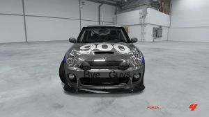 Forza 4 Mini Cooper front by LoneStranger