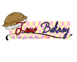 True Bakery ::Logo:: by Shinji-Uchiha