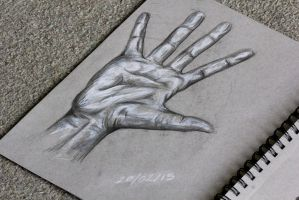 Hand 3 by TheLostArtis