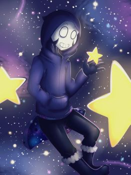 Space | Comision by DayeCreepy