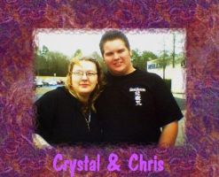 Chris n Crystal by KnK-stock