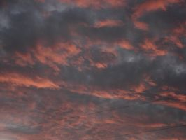 Pink Clouds by HazelJohnson