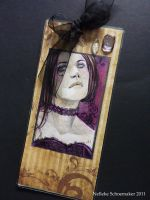 Bookmark 7 by Hollow-Moon-Art