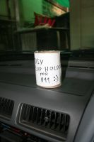 DIY Cup Holder by pete7868