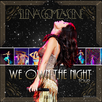 Selena Gomez  - We Own The Night Tour by JuaanR