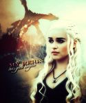 Daenerys // My reign has just begun by ArdenD83