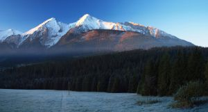 Belianske Tatry by myusernameistaken2