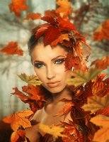 Autumn by Lhianne