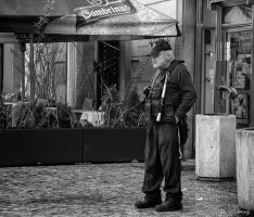 Funny Guy In Prague by OllieWie