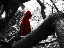 Red Riding Hood 5 by Luciferspet