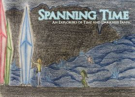 Spanning Time Cover -Old- by Gorsecloud