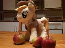 Braeburn Commission for dezmajesty by caashley