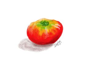 Tomato by Mad-Mad-Muffin
