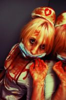 Blood Stains. by midnightINK