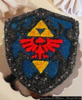 Legend of zelda cake by SweetSorrowIsMY2moro