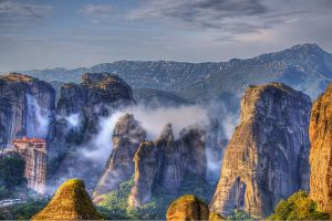 Misterious Meteora by Kounelli1