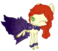 Pony adopt auction. -OPEN- by OfficerMittens