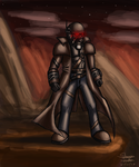 Fallout NewVegas Ranger by FreeDom-Gurl123