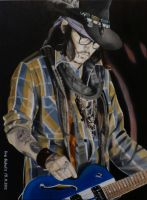 Johnny Depp - November 14, 2012 by shaman-art