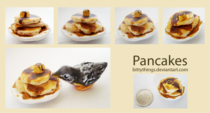 Pancakes - GIFT by Bittythings