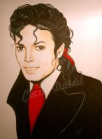 Michael Jackson - Handsome by CecileD73