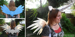 Costume Wings - For My Little Pony and Angels by LiChiba