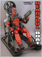 Deadpool Hoverboat by Lokoboys