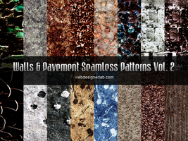 Walls and Pavement Patterns Vol.2 by xara24