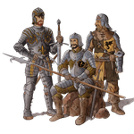 Soldiers Concept by 0laffson