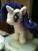 Rarity Plush by Cryptic-Enigma