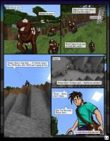 Minecraft: The Awakening Pg11 by TomBoy-Comics