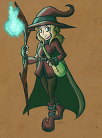 Which week? OH! Witch Week! by Kitty-Katskratch