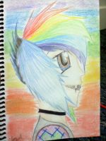 Rainbow. by LynnLabyrinth