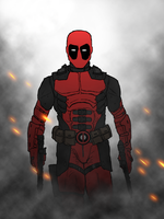 Deadpool by NiteOwl94
