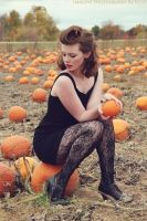 Pumpkin Patch Pin-up 9 by fairiegrl