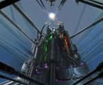 Nuclear Reactor by Phill-Art