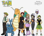 Pokemon and Rain? by JocelynSamara