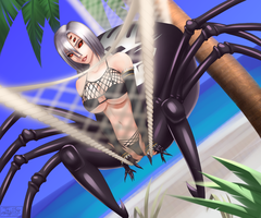 Summer Vacation Rachnera by jay156
