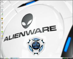 AlienWare Theme by SexyAlice