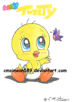 And Baby Tweety by cmsimeon589