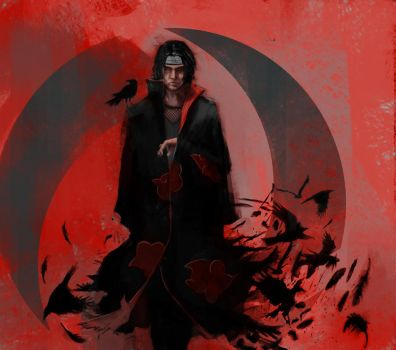 Itachi Uchiha! by Sprow